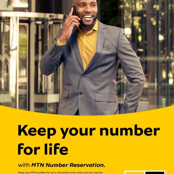 Number Reservation Print